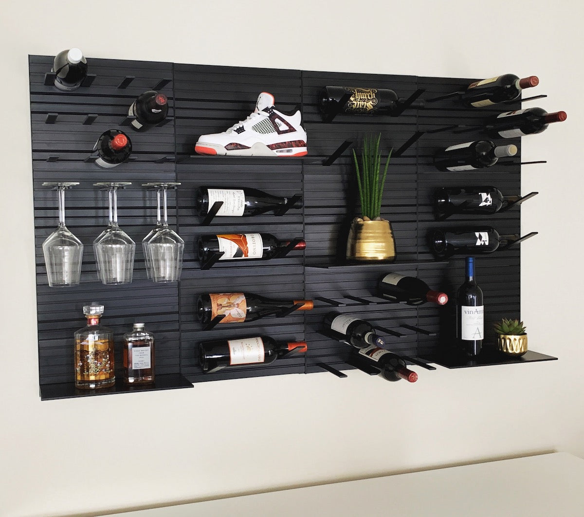 STACT Pro - modular wall storage system