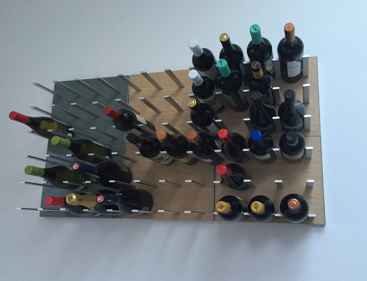 bespoke wine racks in london UK