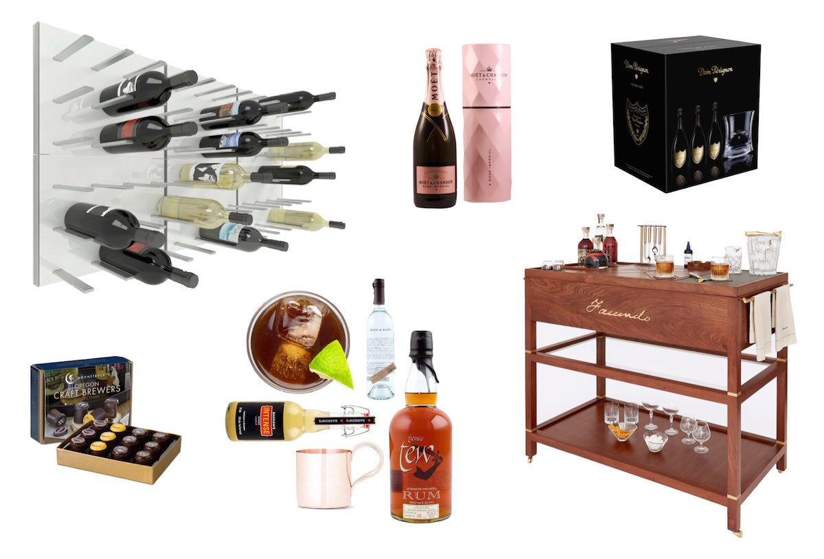 top luxury holiday gifts via Chilled Magazine
