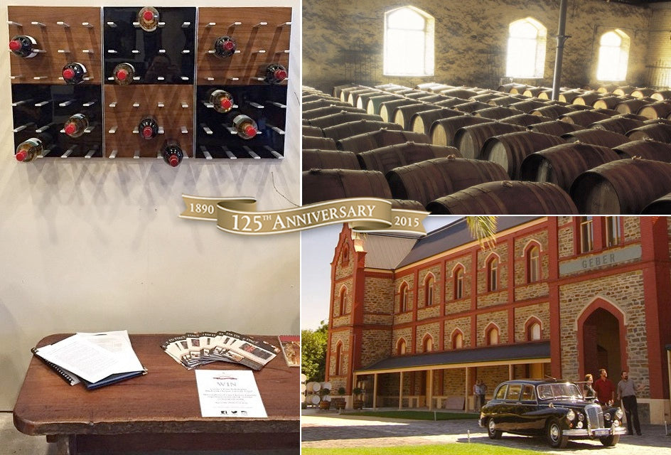 chateau tanunda 125th anniversary