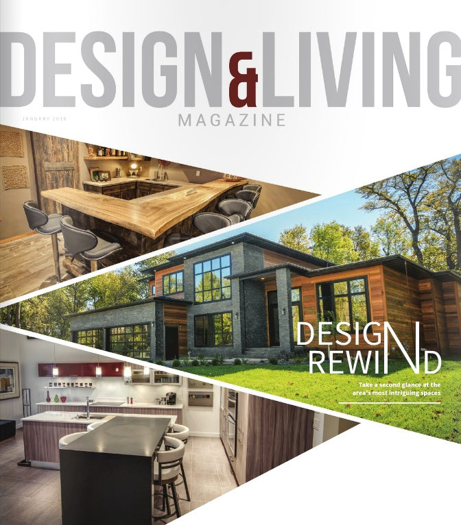 design and living magazine - Fargo