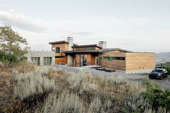 modern home design - park city utah