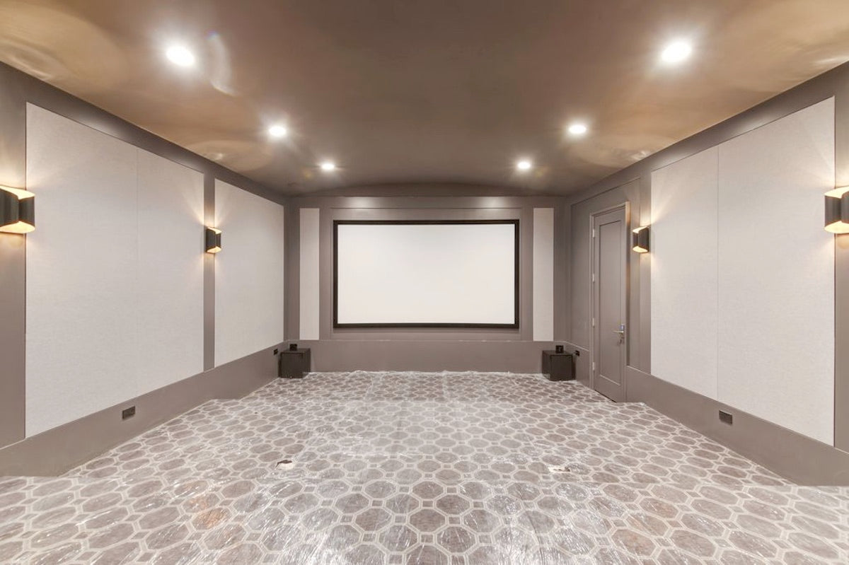 residential home theatre room design chicago