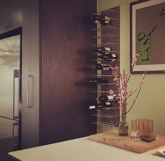 kitchen wine storage ideas