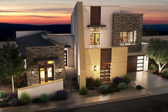 axis the wall by pardee homes las vegas custom luxury homes x bobby berk design