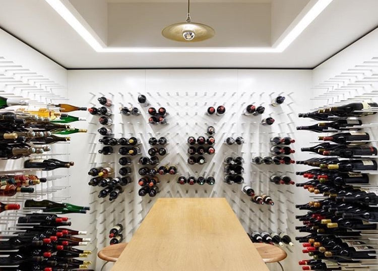 luxury wine cellar in booklyn new york
