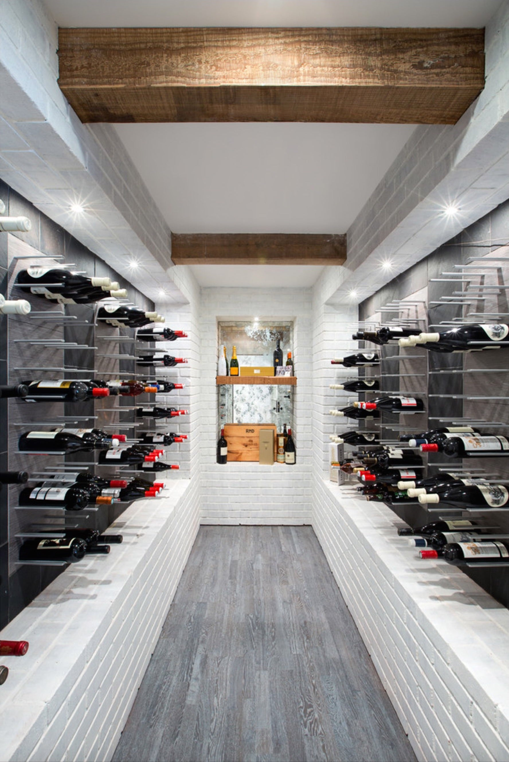 vancouver wine cellar design