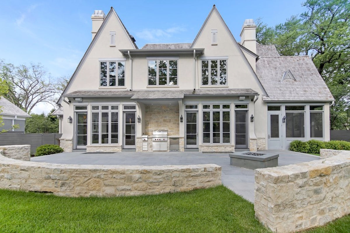 mansion builder chicago