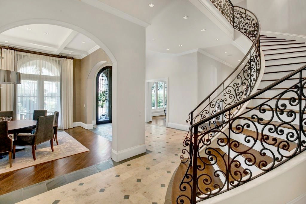 mansion foyer interior design