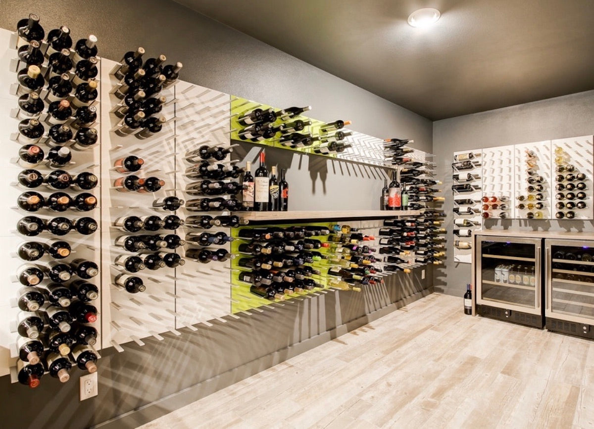 modern wine bar room
