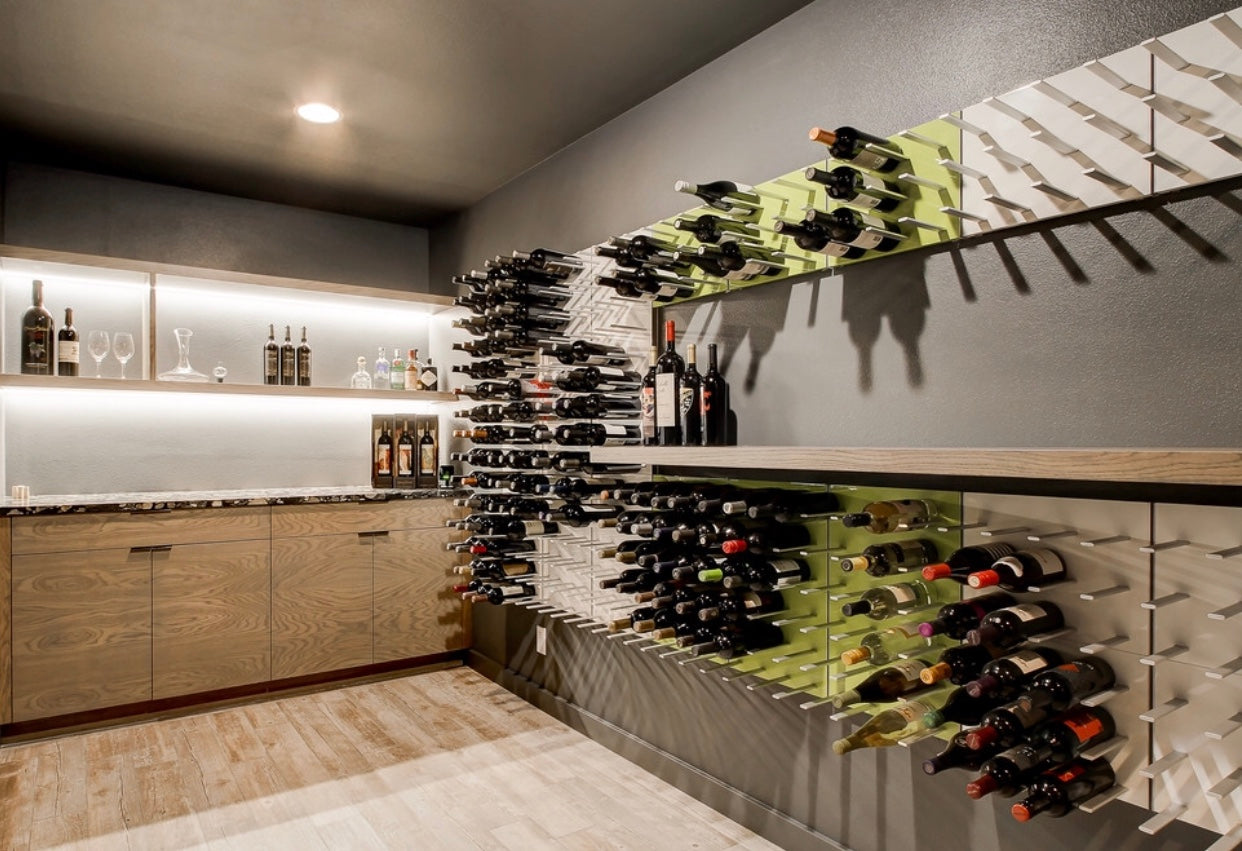 modern wine room design