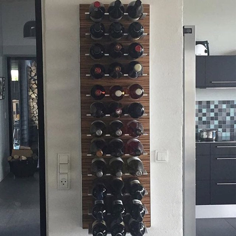 nice wine rack for home