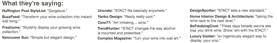 STACT ratings and reviews