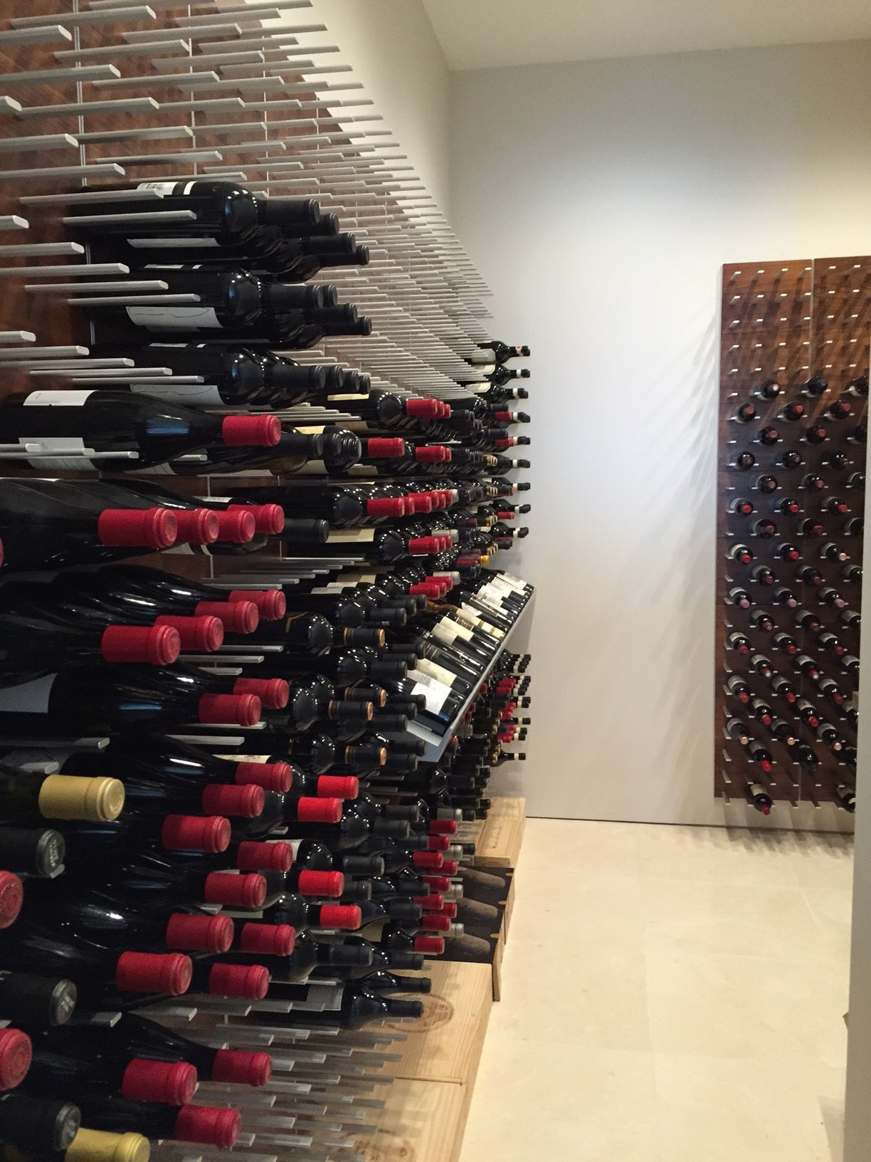 california wine cellar