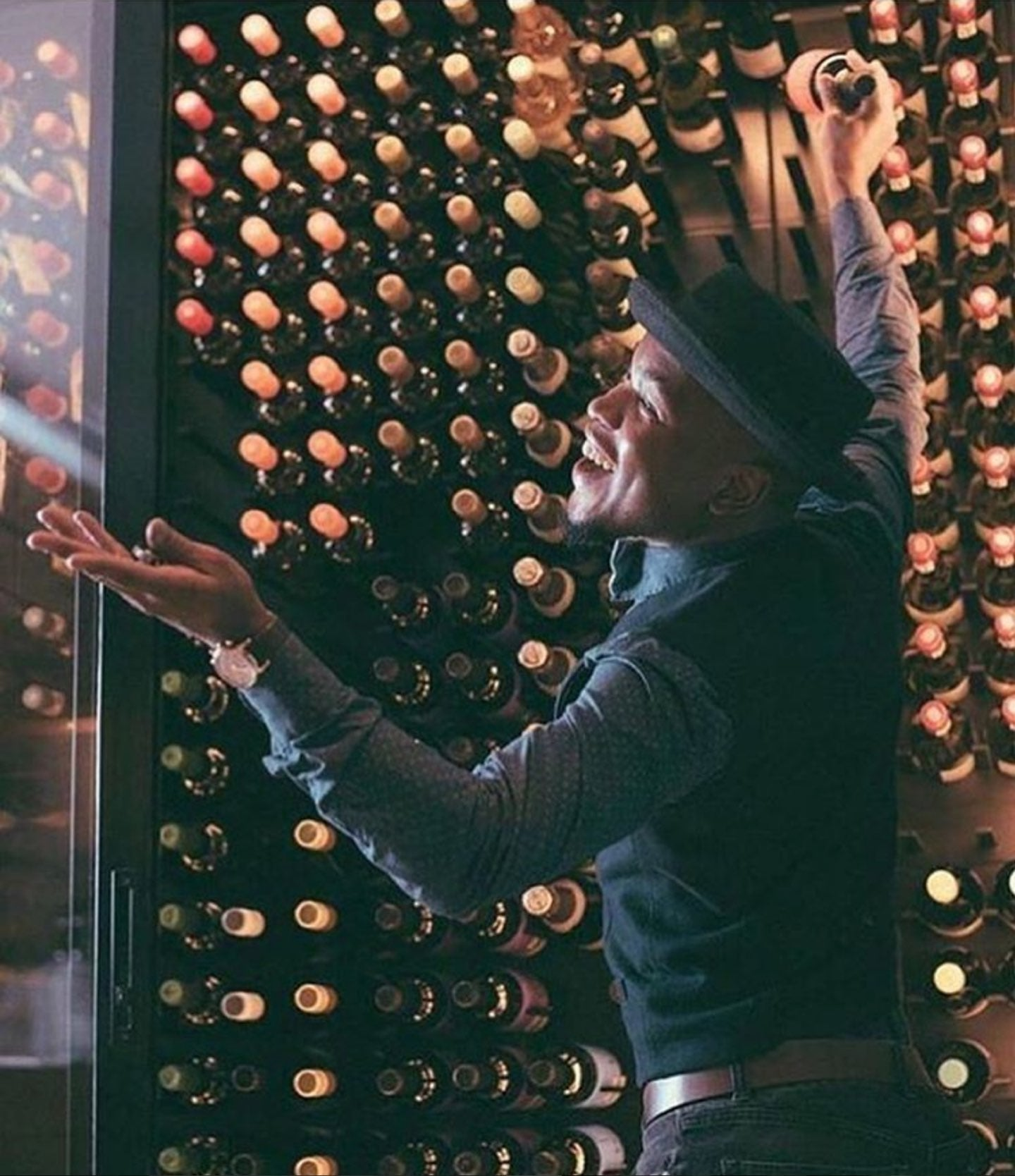 sommelier approved wine cellars