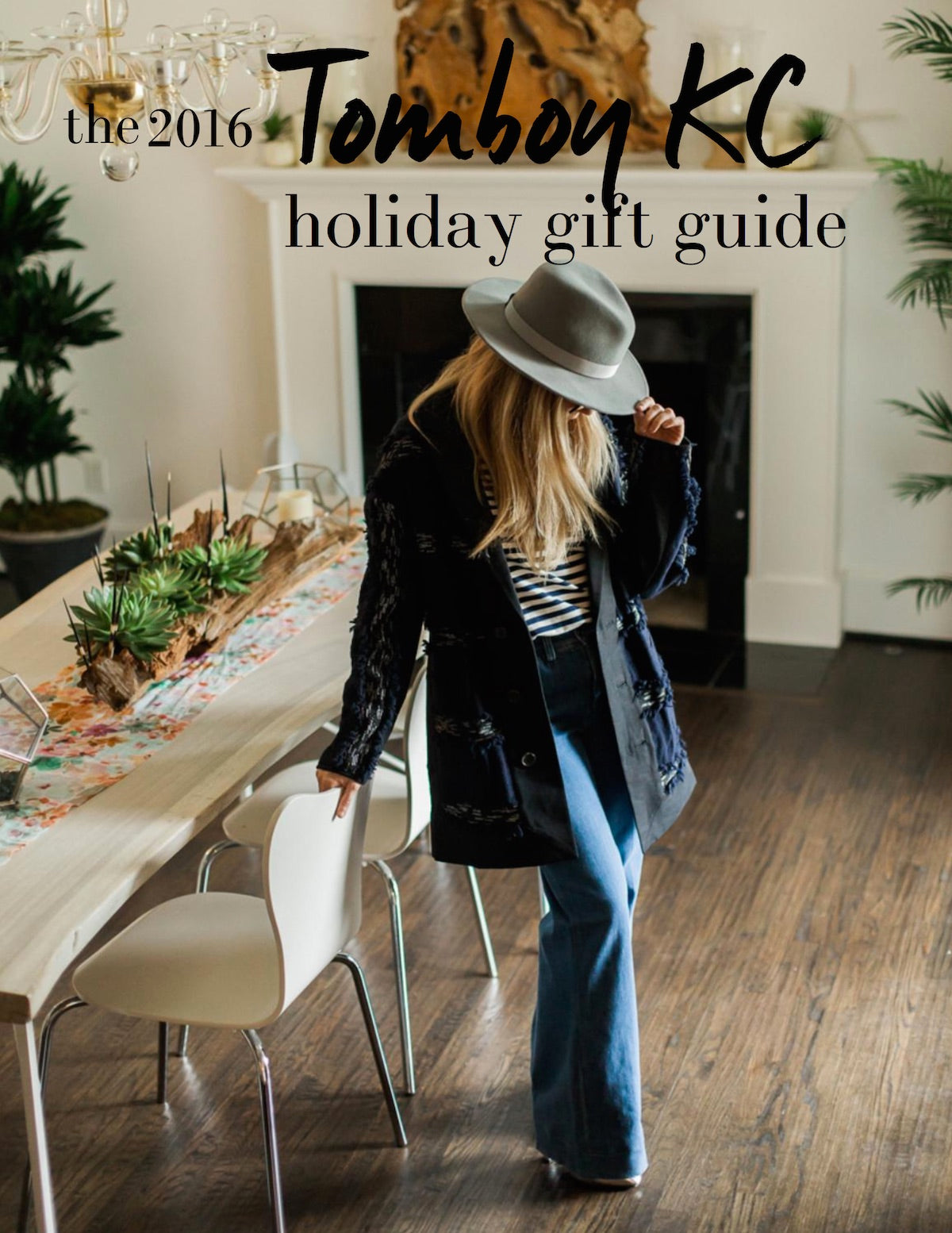 fashion holiday gift guide 2016 - tomboy kc