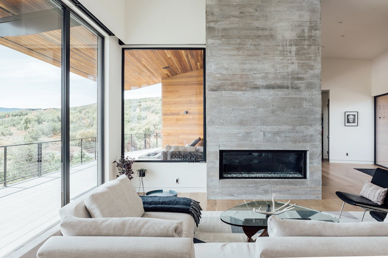 dwell modern home - park city utah
