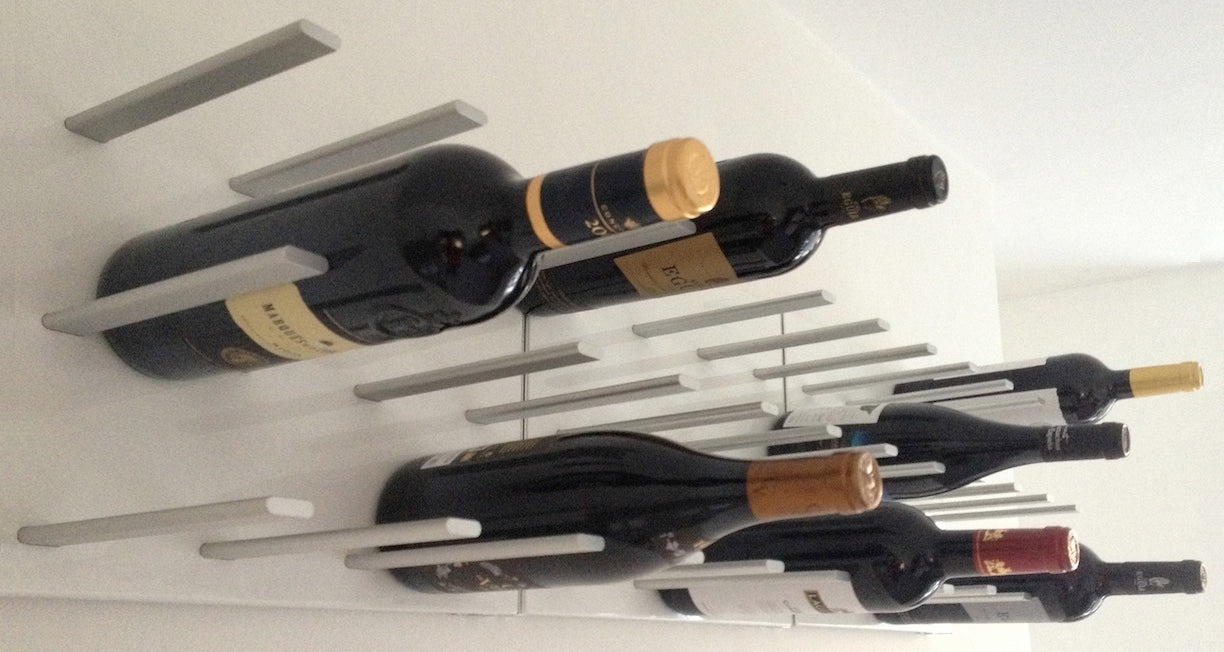 Pursuitist Stylish And Versatile Wine Rack Design STACT
