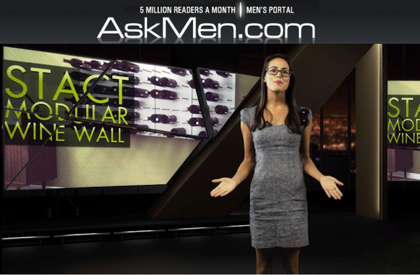 askmen wine rack video - STACT
