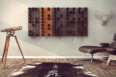 chilled magazine - STACT wine wall
