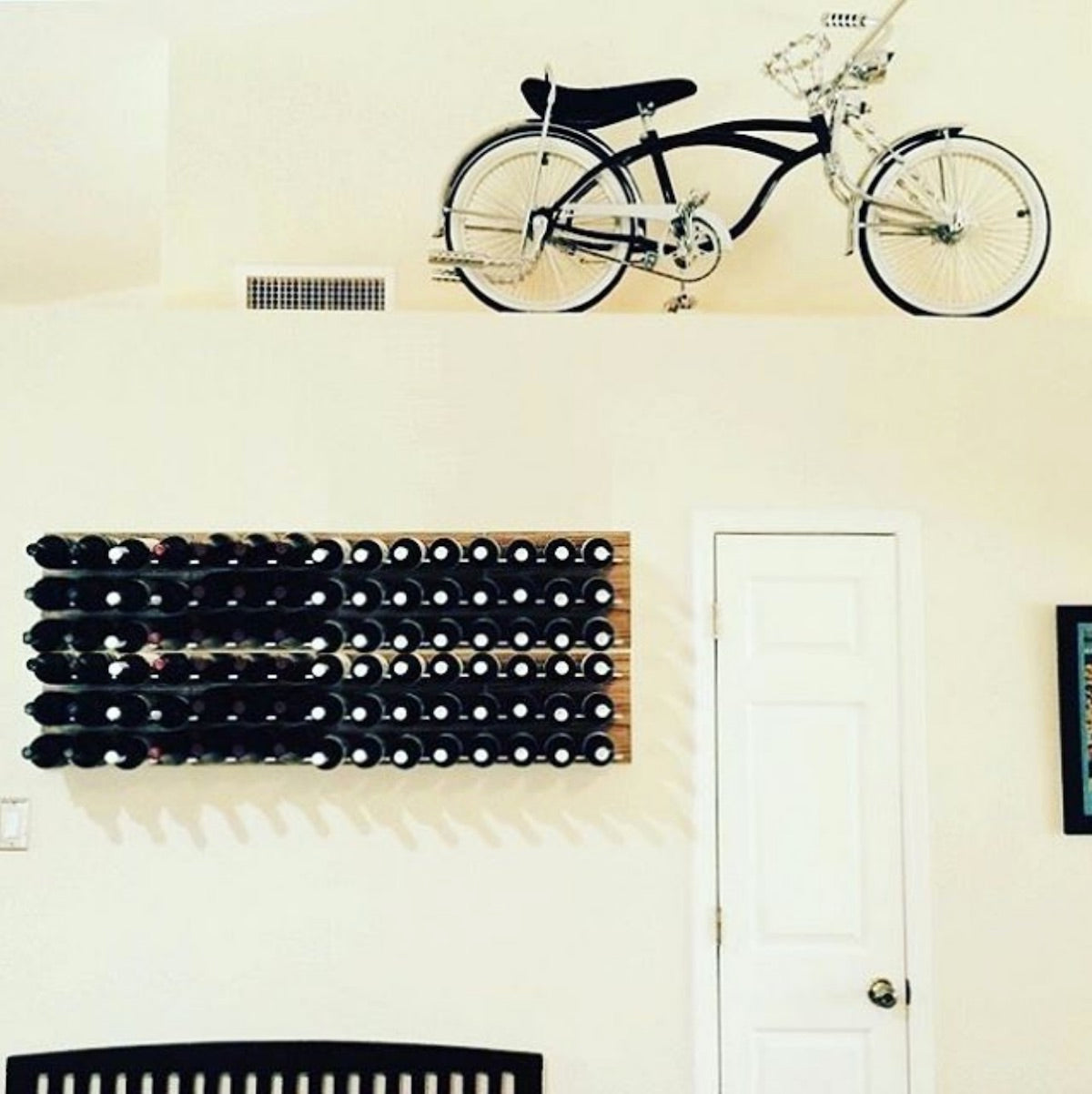 wine racks for small spaces