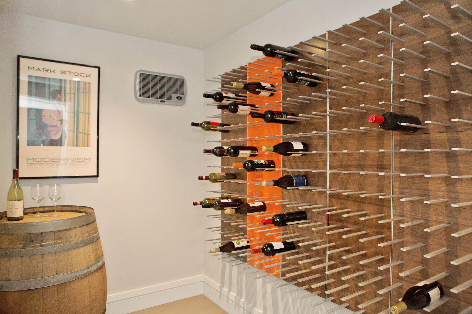 wine room design