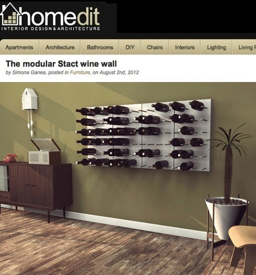 home interior designer architecture wine wall rack