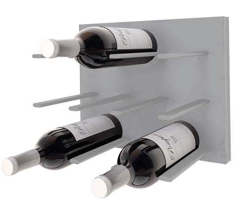 grayout - cork-out wine rack