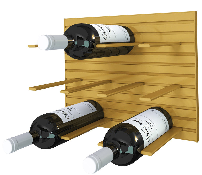 STACT Pro C-type Wine Rack - Gold