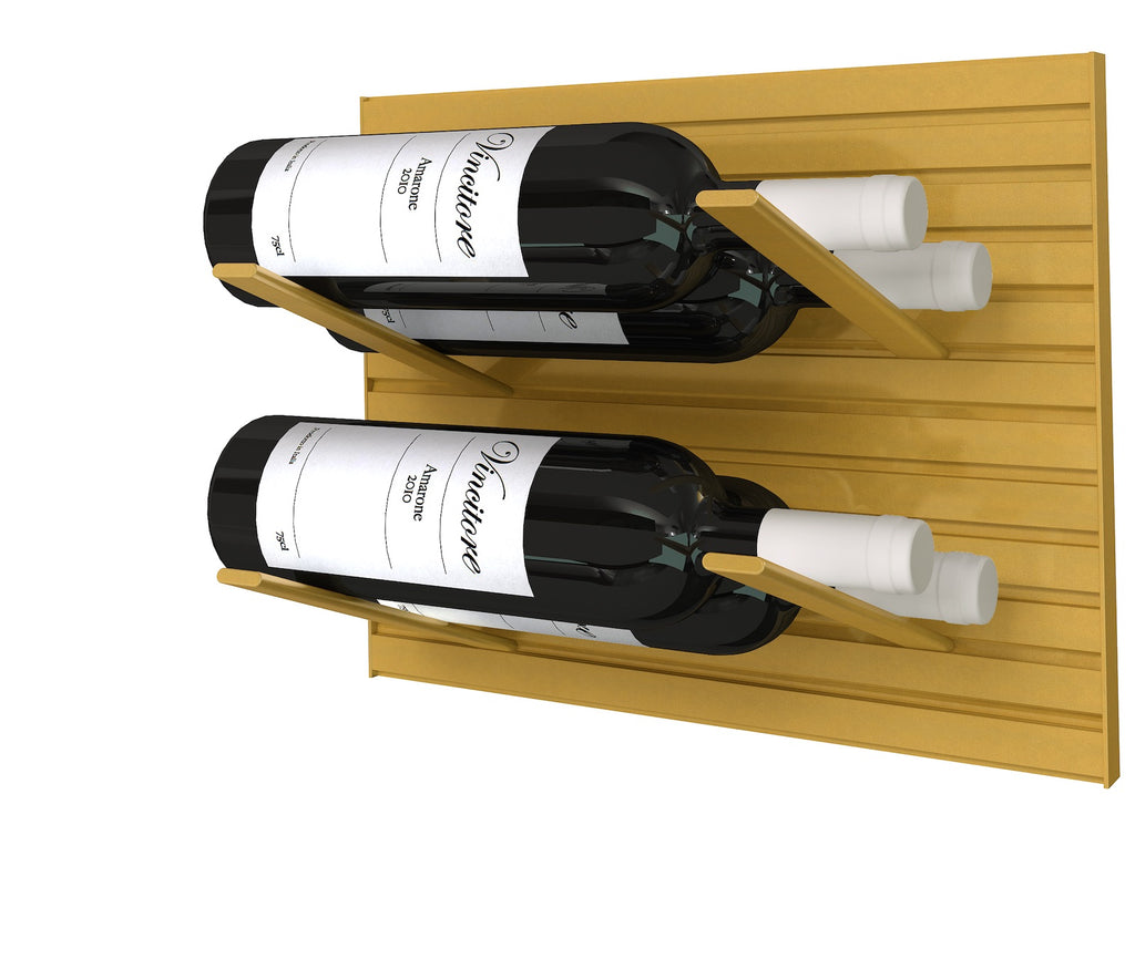 STACT Pro L-type Wine Rack - Gold