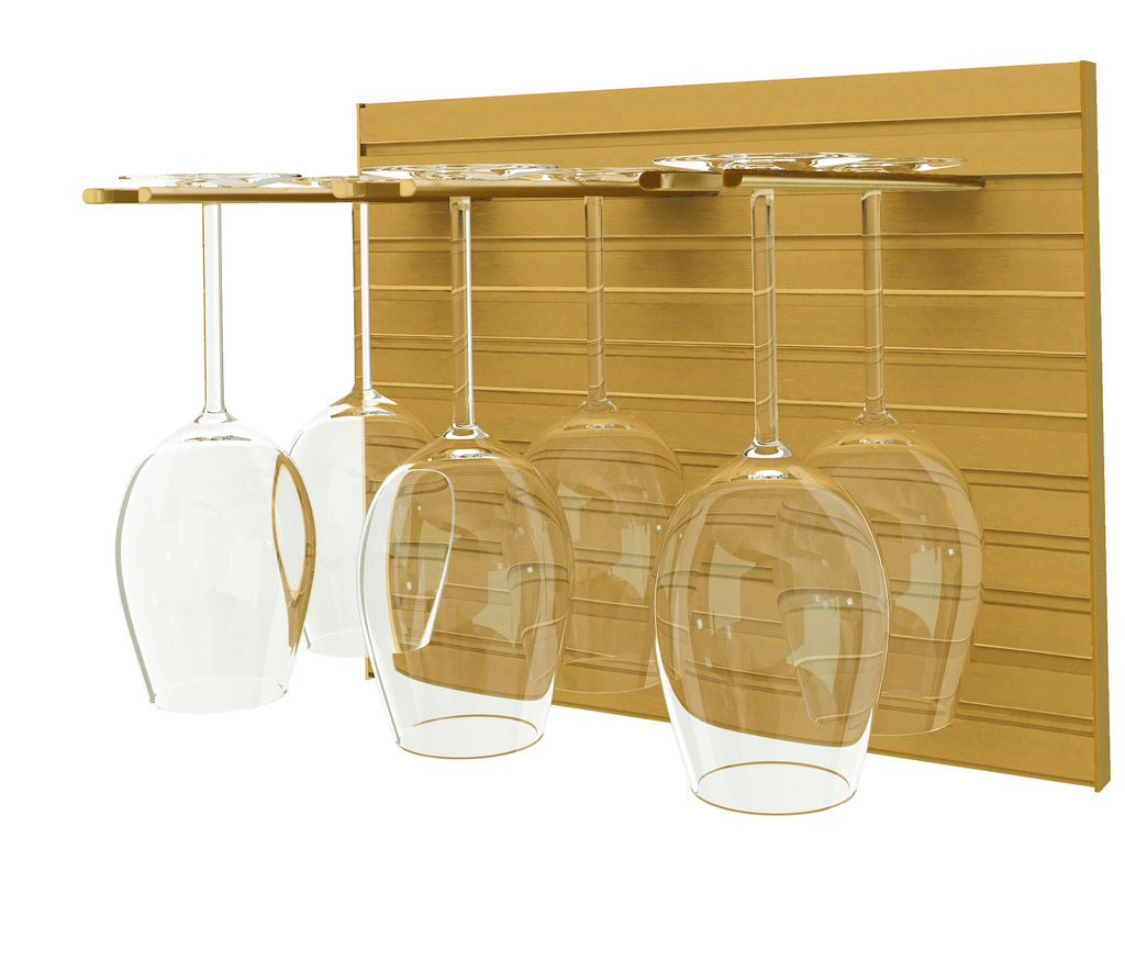STACT Pro Stemware Rack - Gold