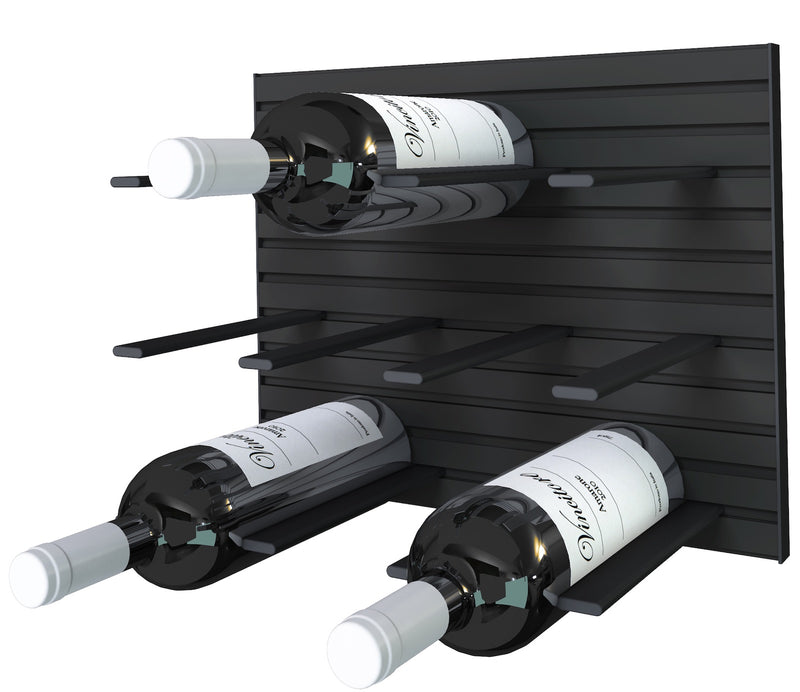 STACT Pro C-type Wine Rack - BlackOut