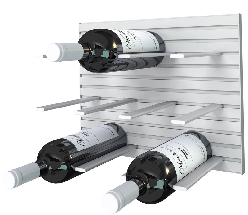 STACT Pro C-type Wine Rack - Silver