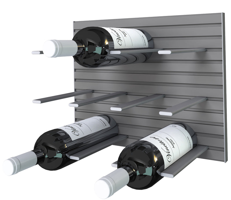 STACT Pro C-type Wine Rack - Space Gray