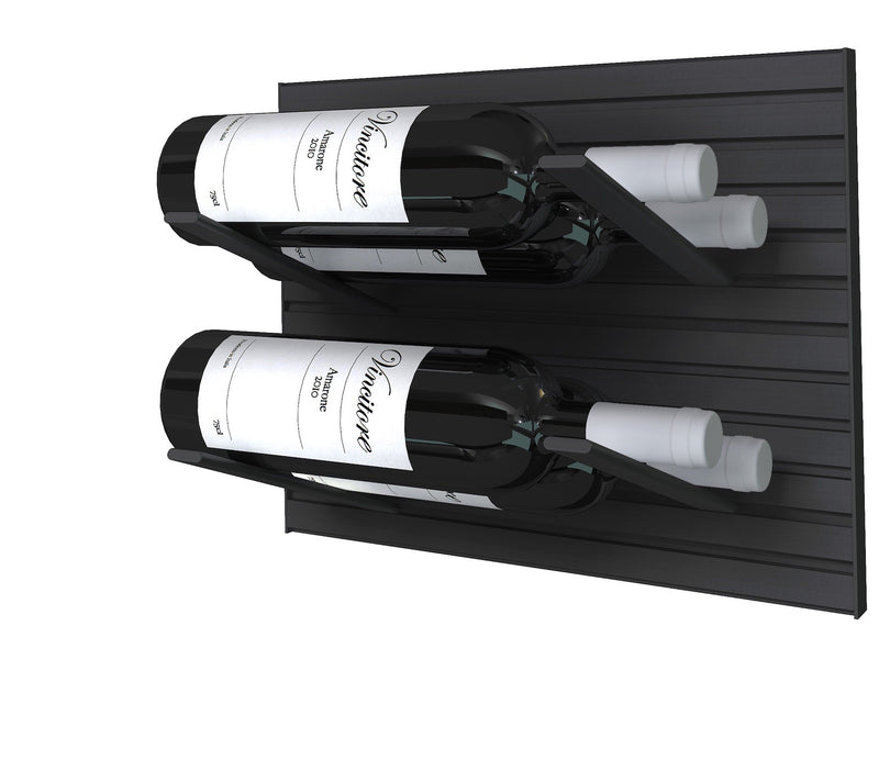 STACT Pro L-type Wine Rack - BlackOut