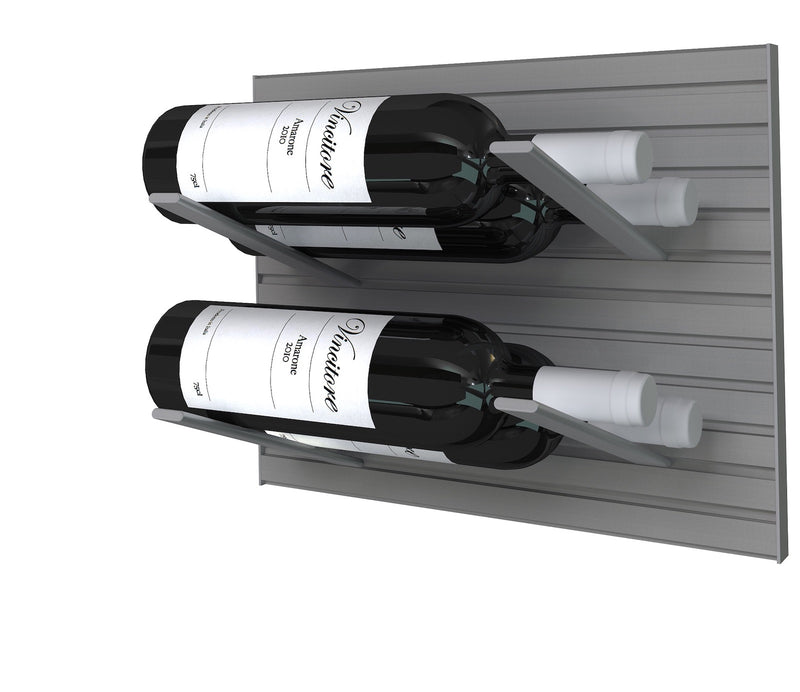 STACT Pro L-type Wine Rack - Space Gray