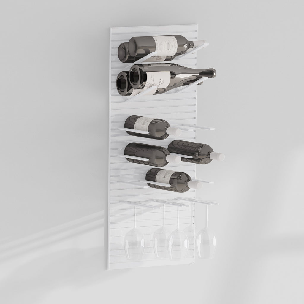 STACT Pro L-type Wine Rack - WhiteOut