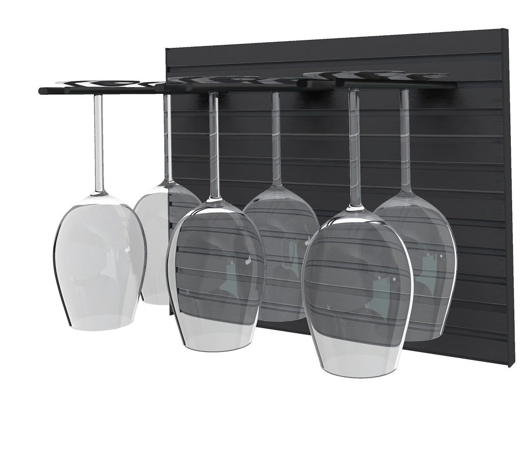 STACT Pro - Stemware Rack - BlackOut