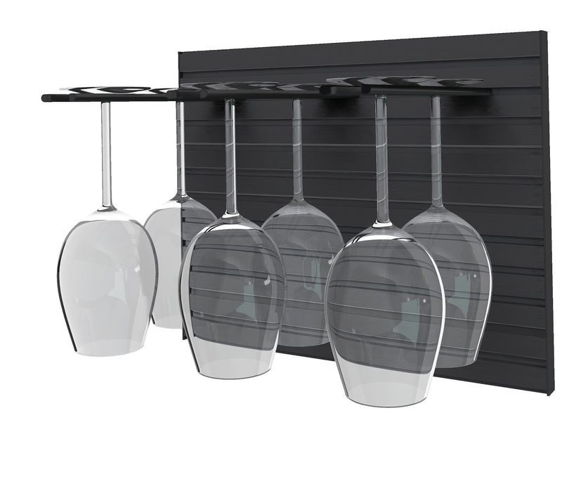 STACT Pro Stemware Rack - BlackOut