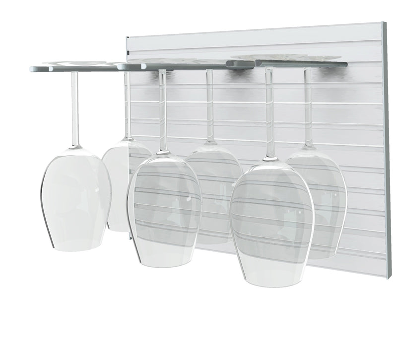 STACT Pro Stemware Rack - Silver