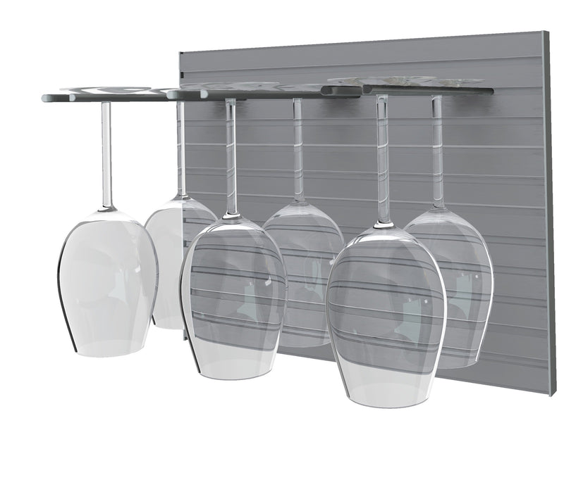 STACT Pro Stemware Rack - Space Gray