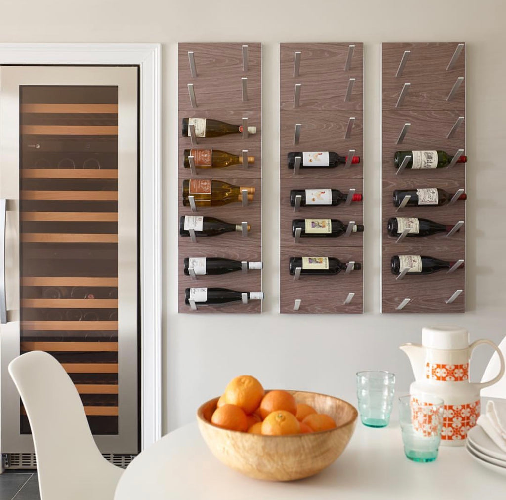 stylish label-out wine display - STACT L-type