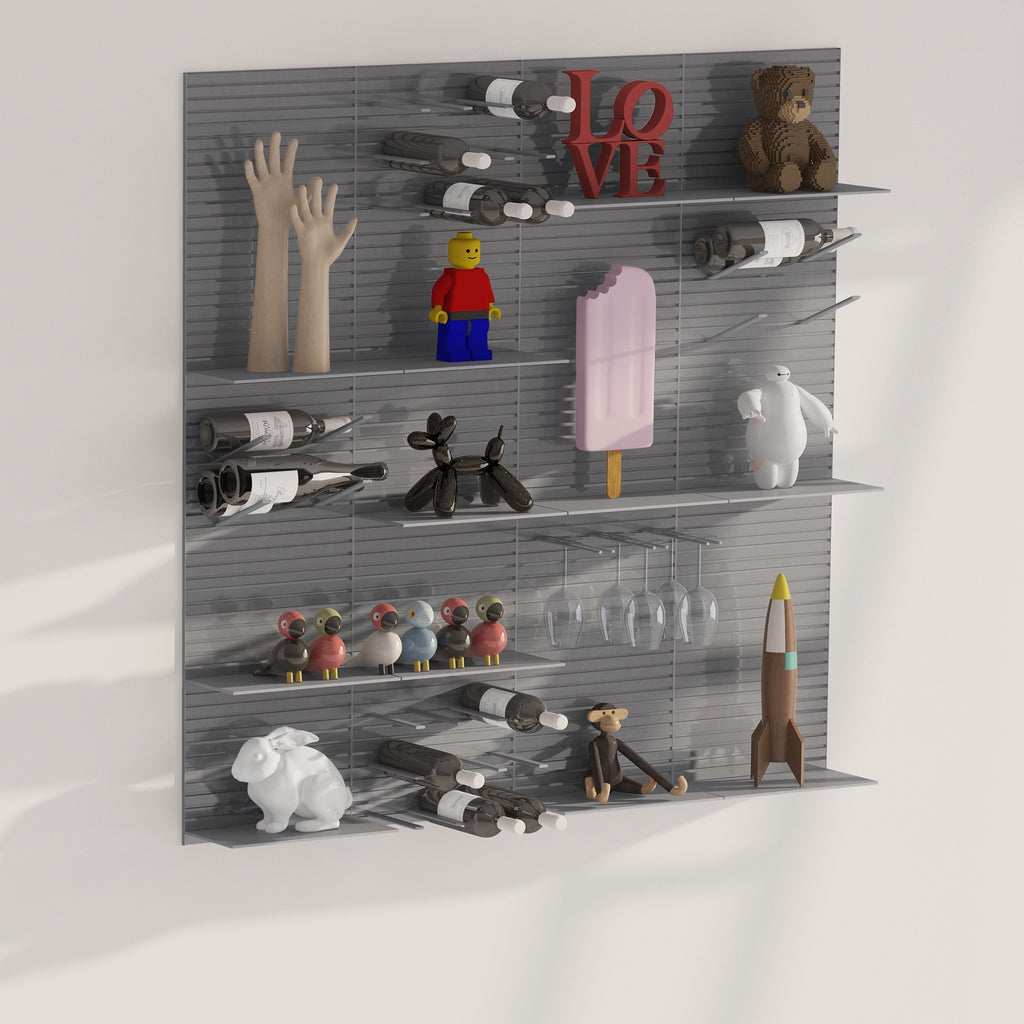 modern wall storage system - new for 2019