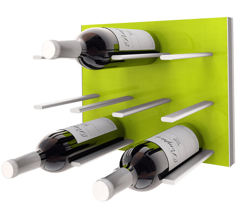 wine rack - citrus green c-type