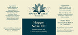 Happy Nose Oil