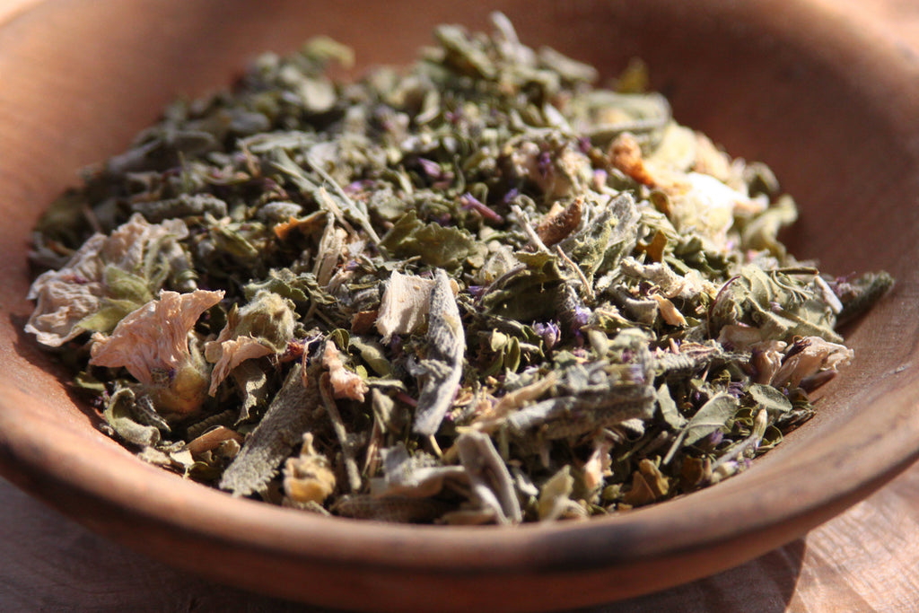 Lung & Throat Comfort Herbal Tea