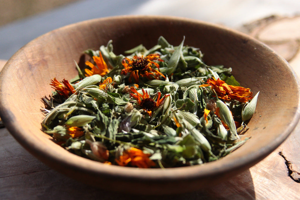 Nourish Herbal Tea