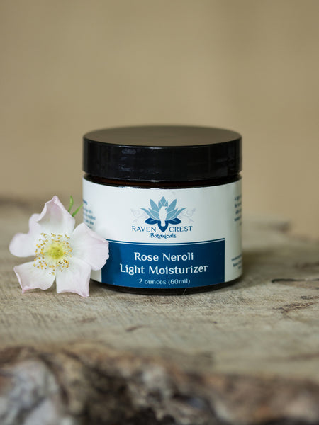 Rose Neroli Light Face Moisturizer