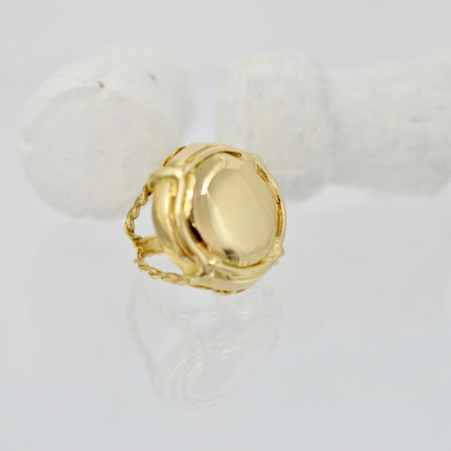 Champers Brut Reserve Ring - Laura Lobdell