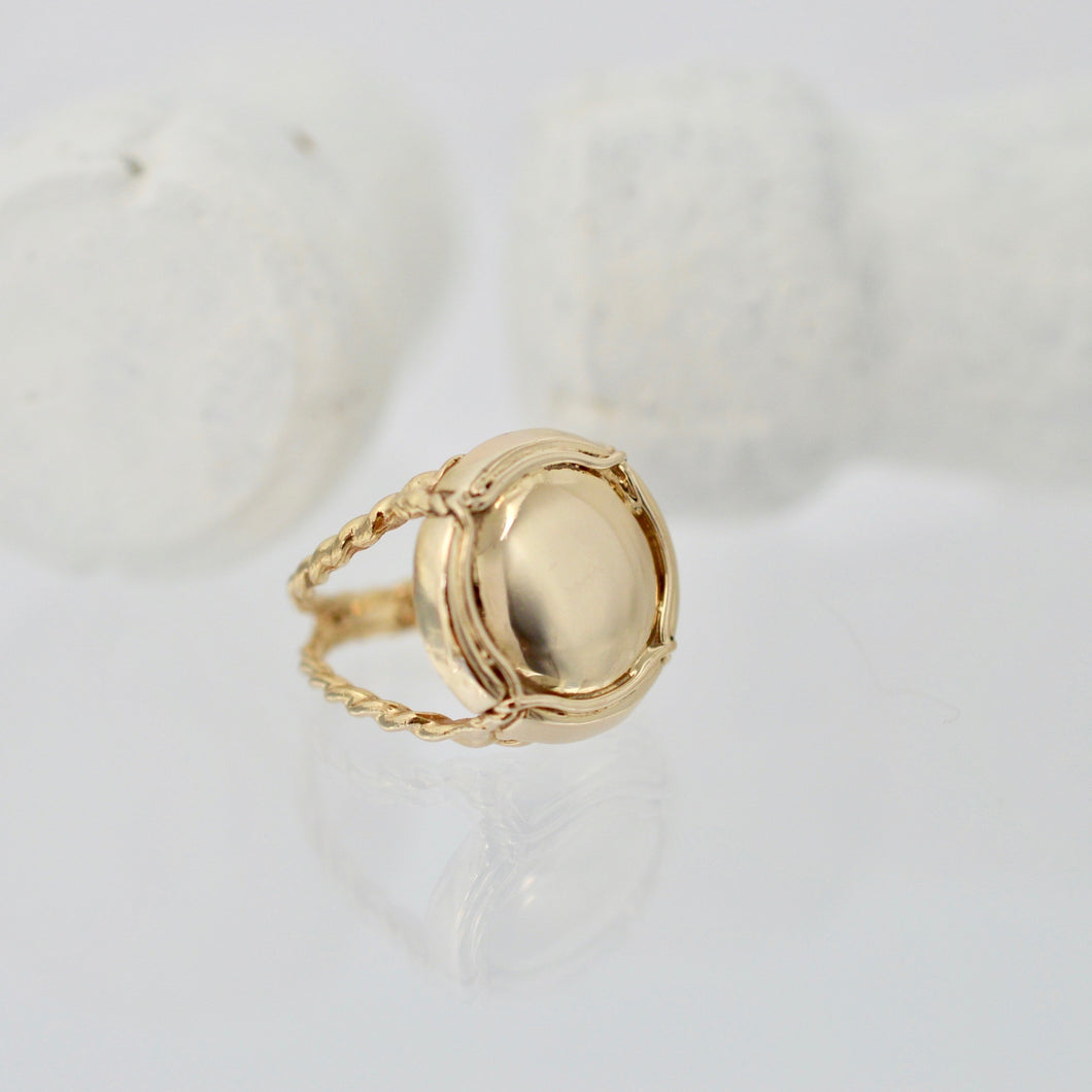 'Ti Champers® Ring - Laura Lobdell®